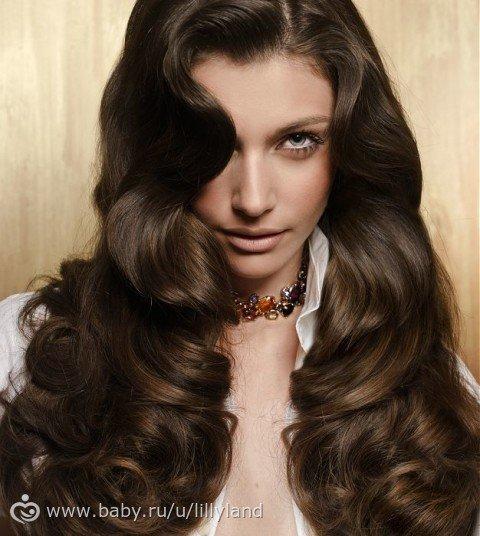 Волос света