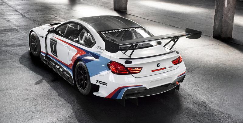 В сезоне 2016 года это авто заменит двухдверку Z4 GT3.