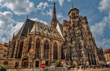 собор святого стефана вена австрия
