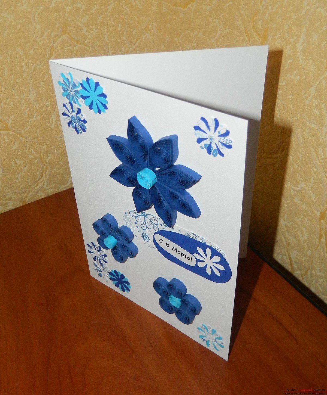 стальная инструкция как делать открытки на 8 марта можете