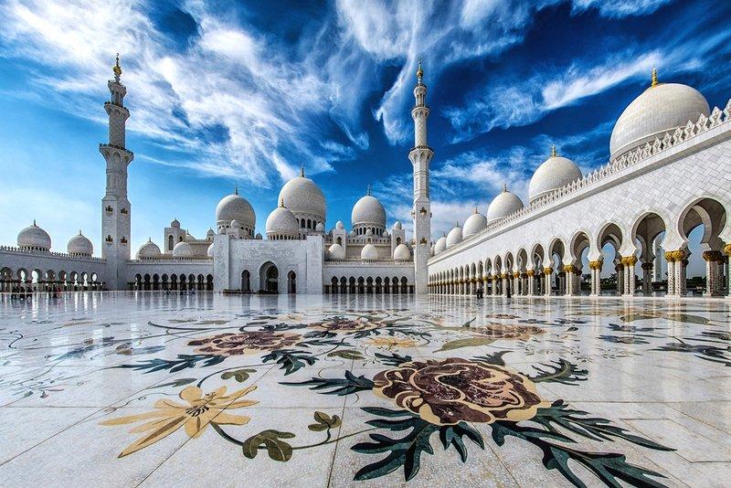 мечеть фото зайда фото