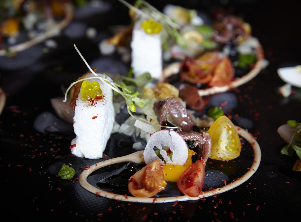 Картинки блюд молекулярной кухни емкость