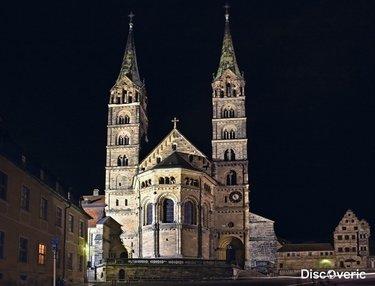 бамбергский собор бамберг