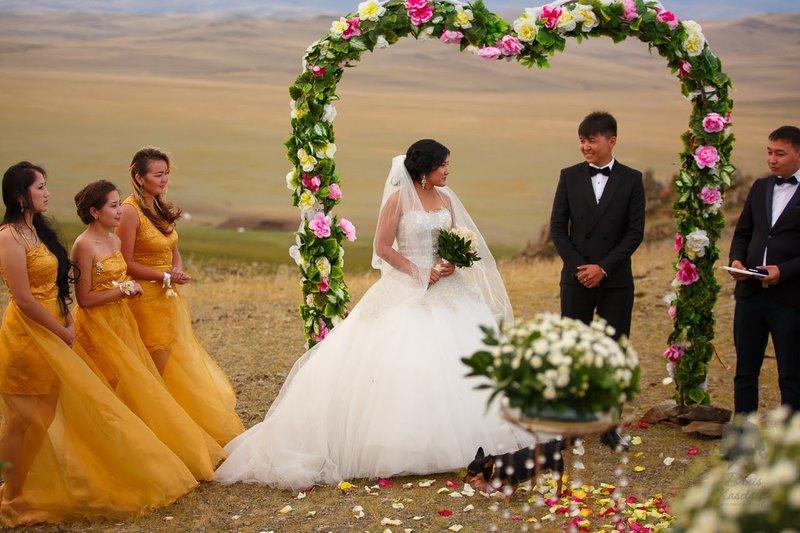 Казахская свадьба клип