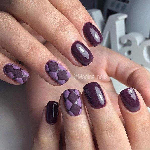 маникюр фото на свои ногти