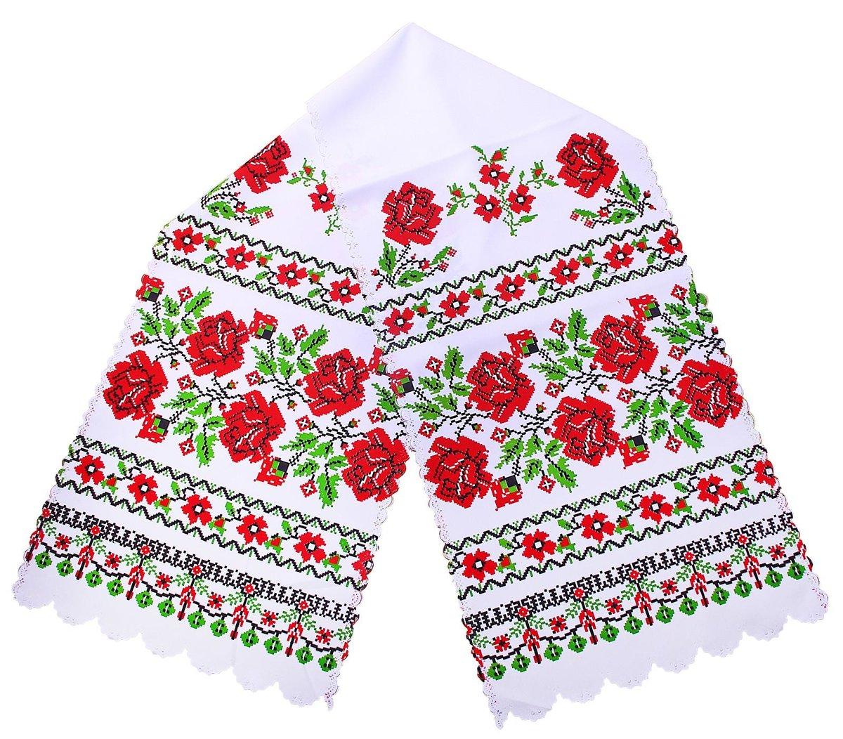 Картинка русское полотенце