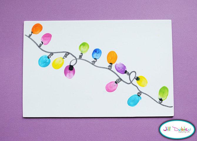 Ищу работу, нарисовать новогодние открытки своими руками с детьми