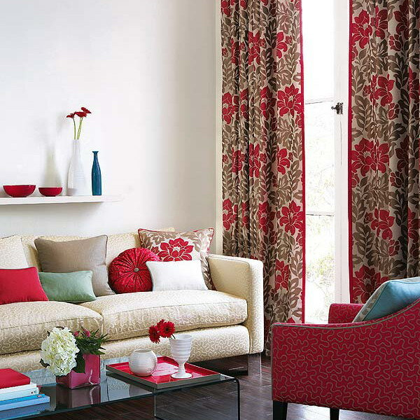 Подушки и текстиль в осеннем интерьере