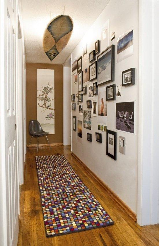 Нанести картинку на стену