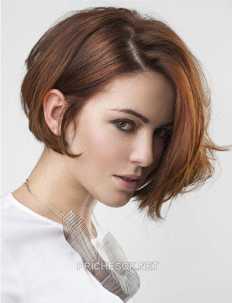 короткие стрижки причёски