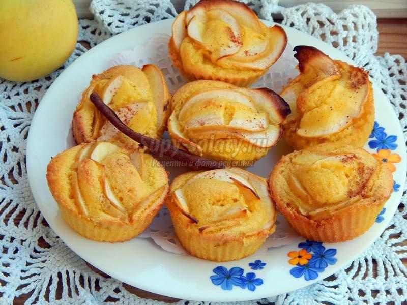 поиск кексы с яблоком рецепт с фото будьте