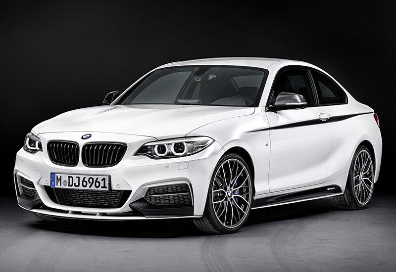 2014 BMW M235i xDrive M Performance Accessories (F22)