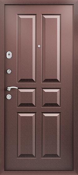 Стальная дверь Torex SUPER DELTA Steel Volume. В наличии от 18 660 рублей. Звоните: ☎ 8 800 100 45 05. Гарантия до 7 лет!
