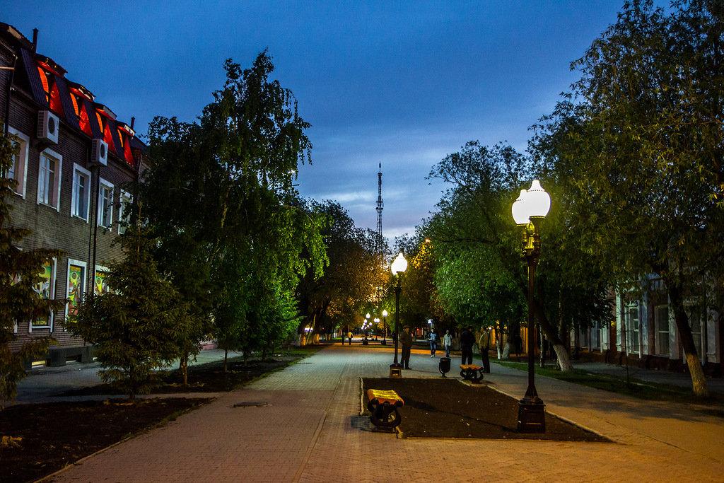 Петропавловск картинка города