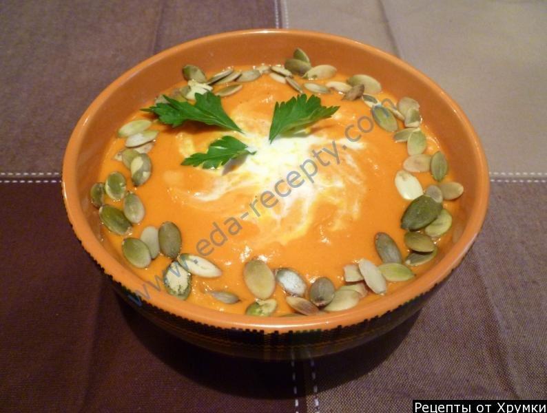Вкусный и нежный суп хорош