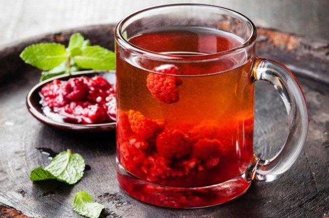 Фруктово-ягодный чай своими руками