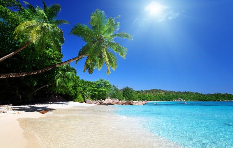Фото пейзажи моря и пляжей