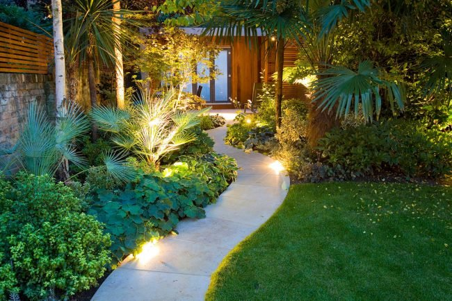 Дизайн садового участка 6 87