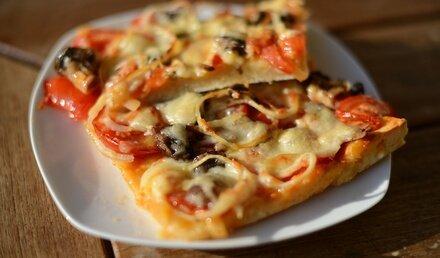 интересный рецепт пиццы