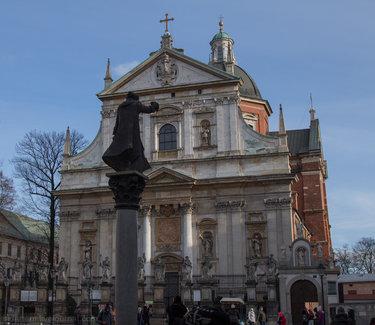 католические храмы в польше
