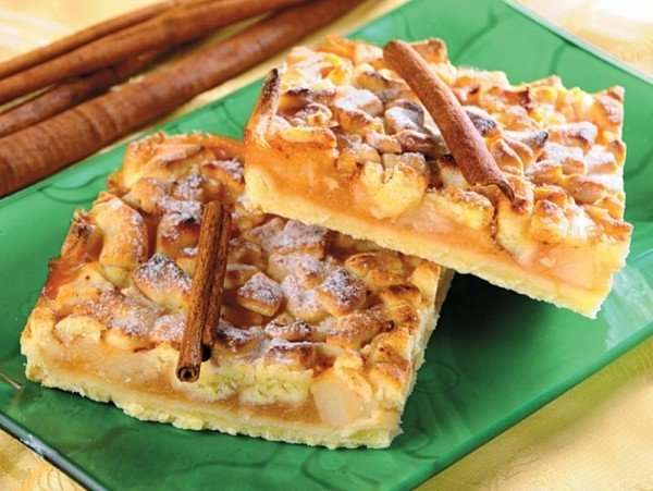 Оригинальный дрожжевой пирог с яблоками и корицей оригинальный дрожжевой пирог с яблоками и корицей что бы нам такого приготовить?