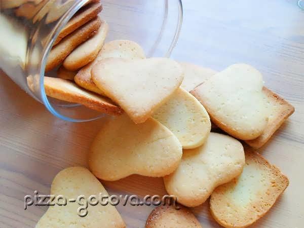 Рецепты домашнего печенья быстрого и простого