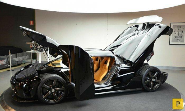 Самый быстрый автомобиль до миллиона