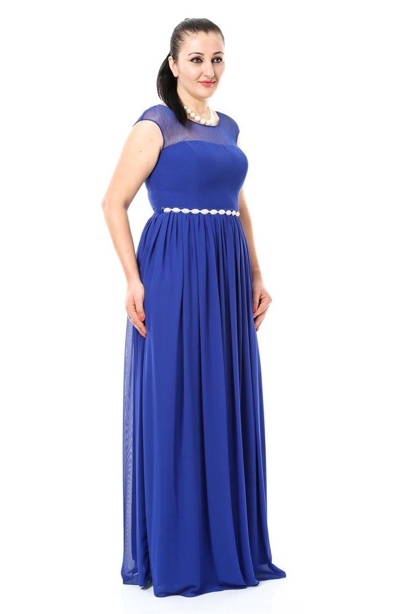 Платье jadore синее