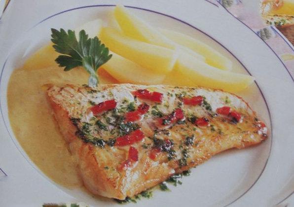 минтай овощами рецепт фото