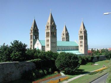 венгрия печ собор