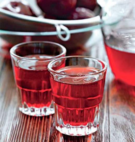 сливовая наливка на водке рецепт с фото