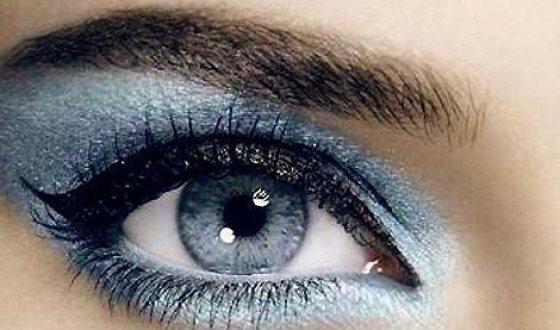 Как самостоятельно сделать красивый голубой макияж в домашних условиях, лучшие вариации и пошаговые схемы нанесения makeup голубого цвета самой себе, фото и