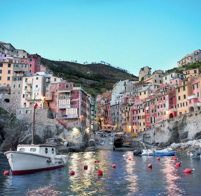 Риомаджоре – Чинкве-Терре, Италия.