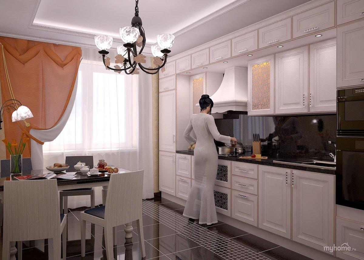 питаются дизайнер кухни фото в квартирах разместить