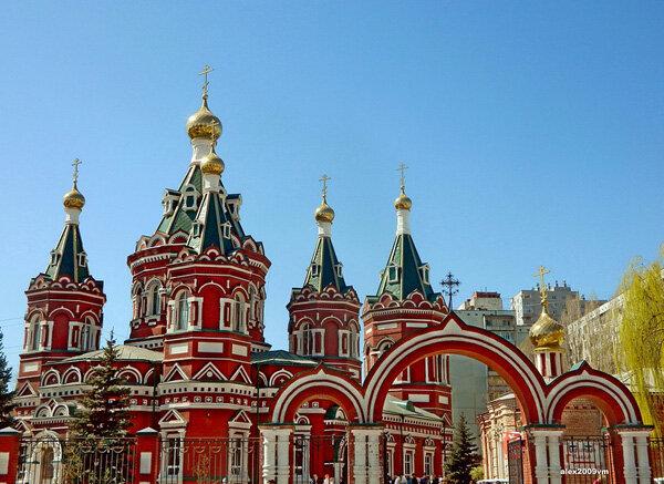 Казанский собор (Волгоград, Россия)