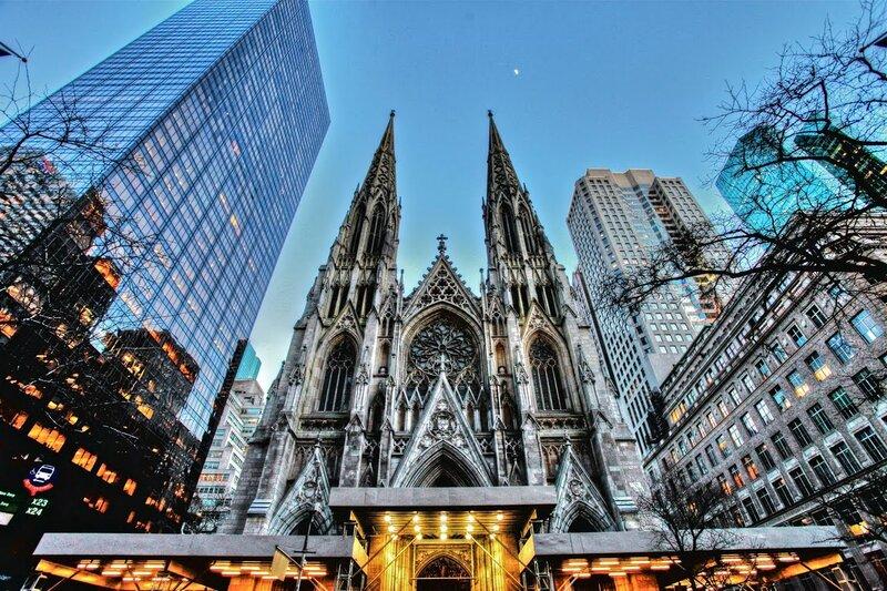 достопримечательности в нью йорке самая простая биржевая