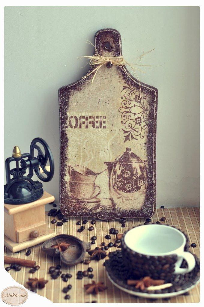 Картинки кофе декор декупаж