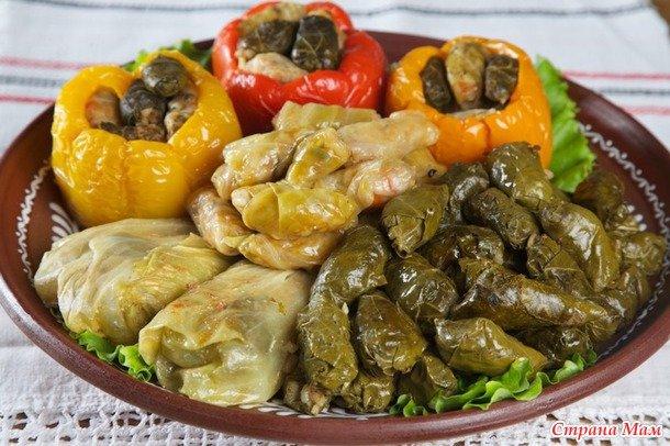 Молдавская кухня рецепты с фото