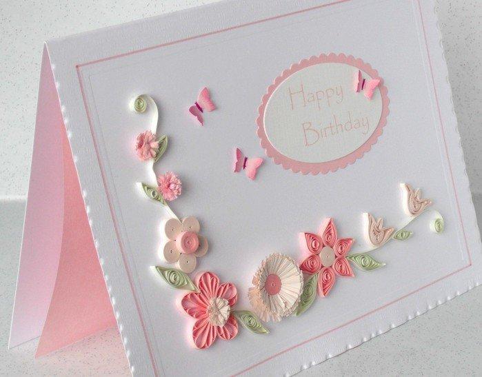Для, как самому оформить красивую открытку