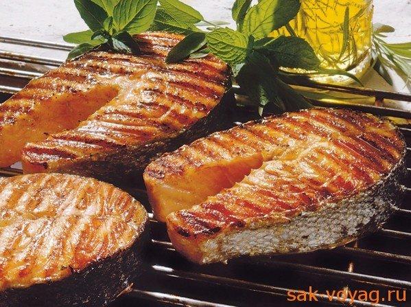 Рецепты блюд решетке с фото