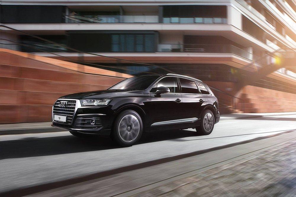 171 Audi Q7 максимально выгодное предложение от Ауди Центр
