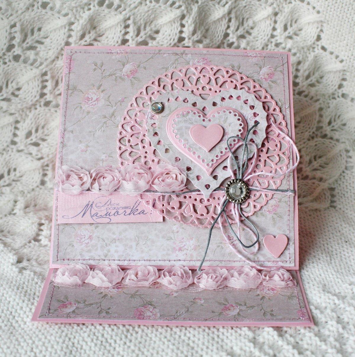 Идеи открыток скрапбукинг на день рождения маме, открытка рождеством