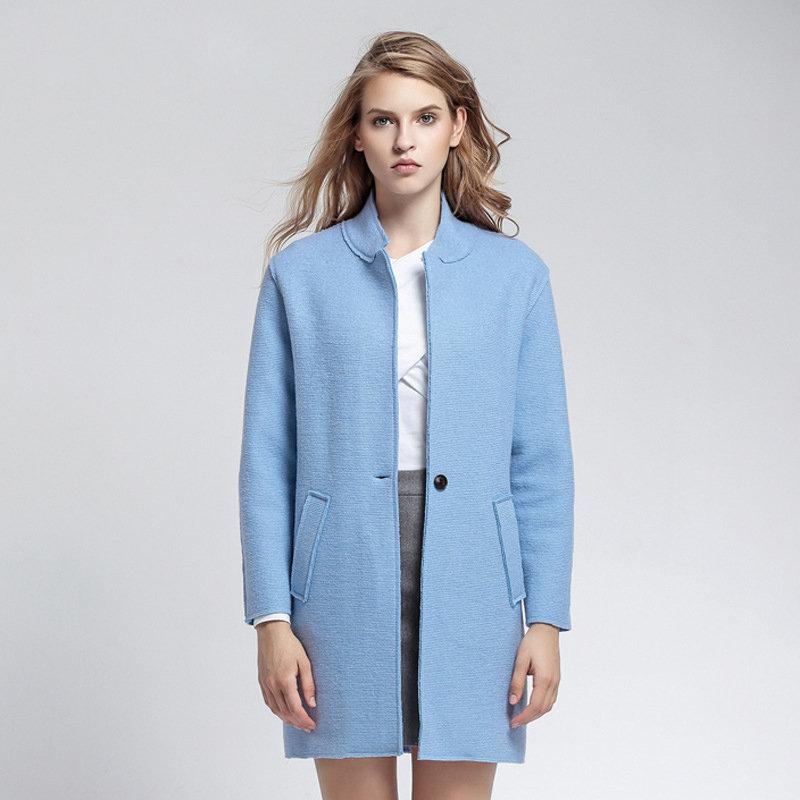 осенне-весеннее пальто фото