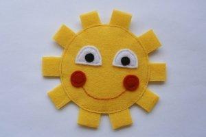 Подставка для чашки «Весеннее солнце»