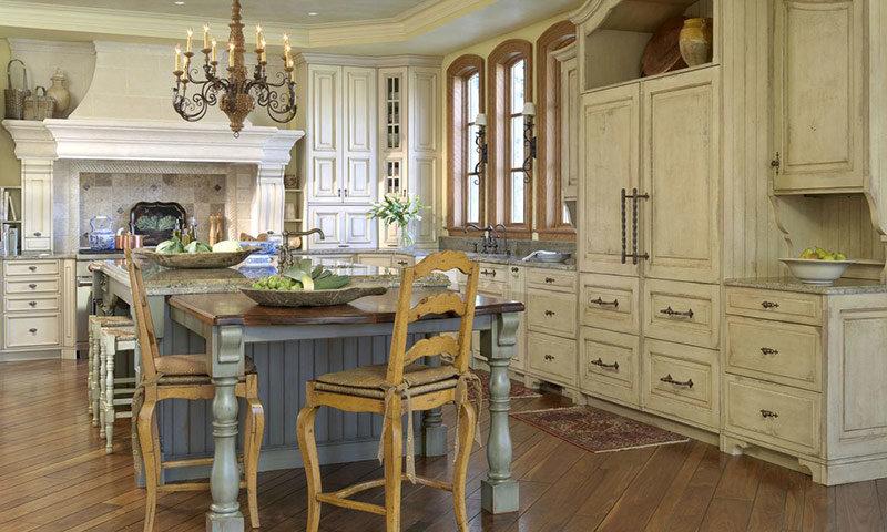 опалубки монолитного дизайн кухни в старинном стиле фото шторы