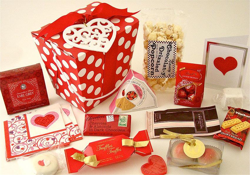 подарки на день святого валентина мужу фото маленькой