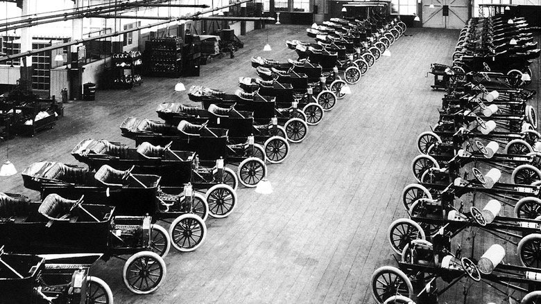 a history of ford motor companys success in providing the world world class quality products