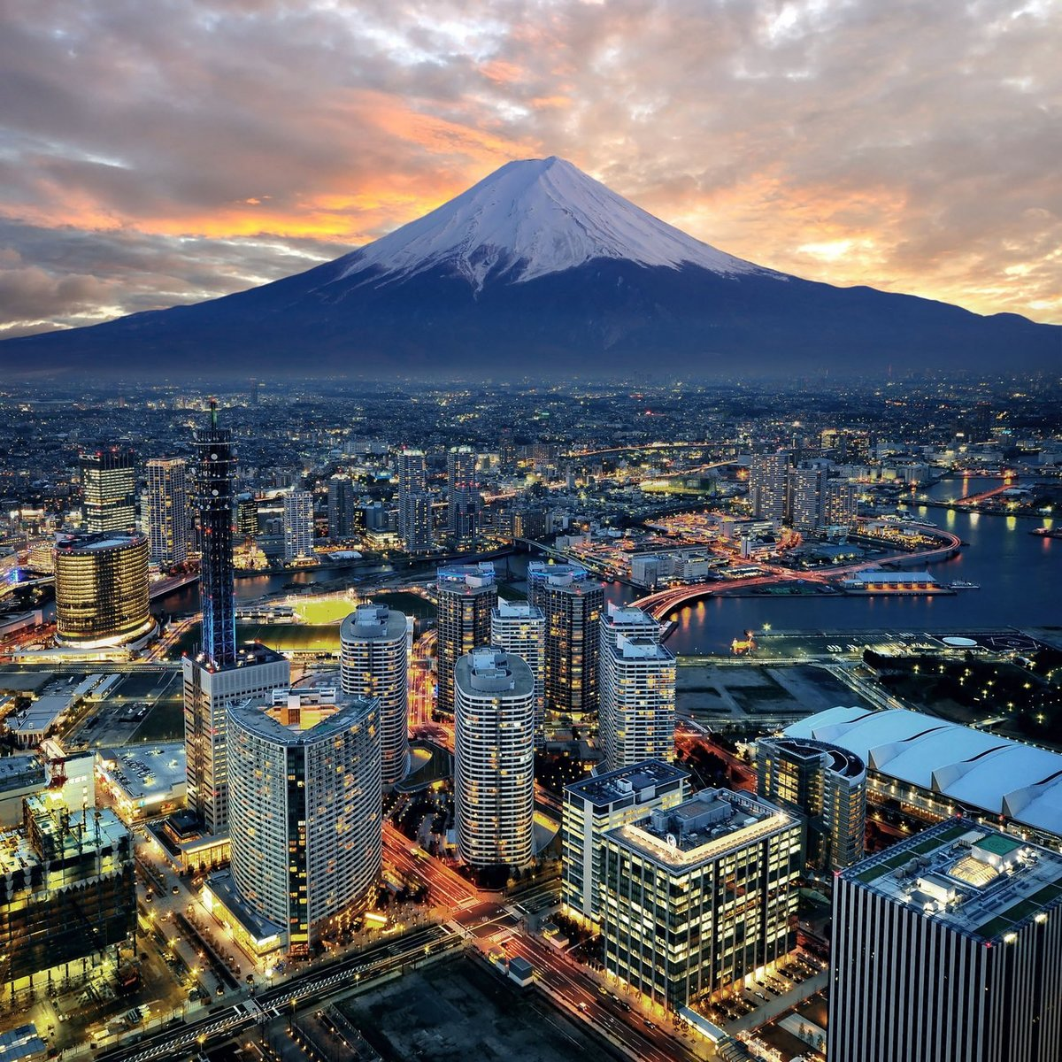 Картинки япония токио