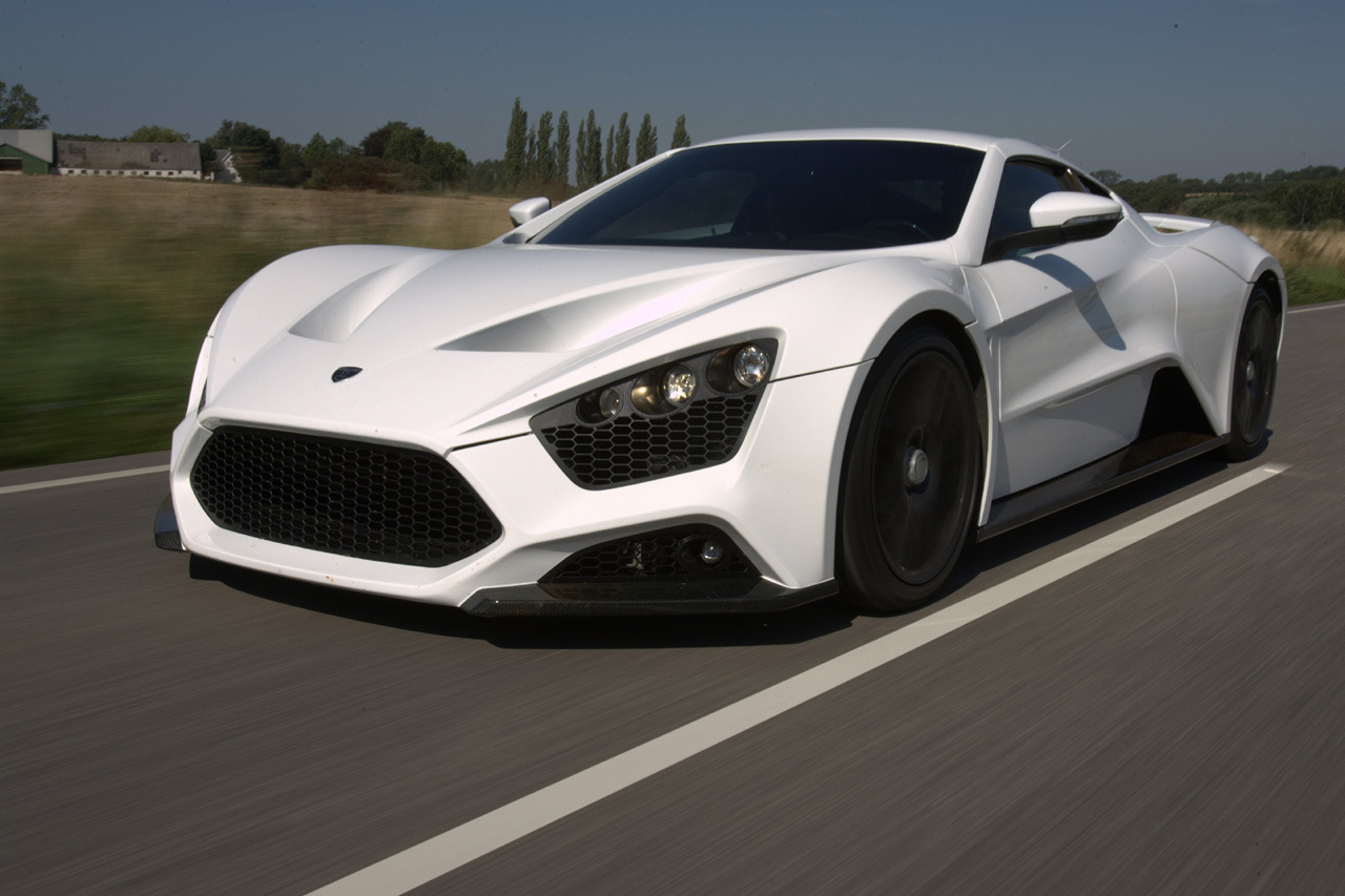 Top 10 Fastest Cars In The World :: Best Cars Around Zenvo ST1 ...