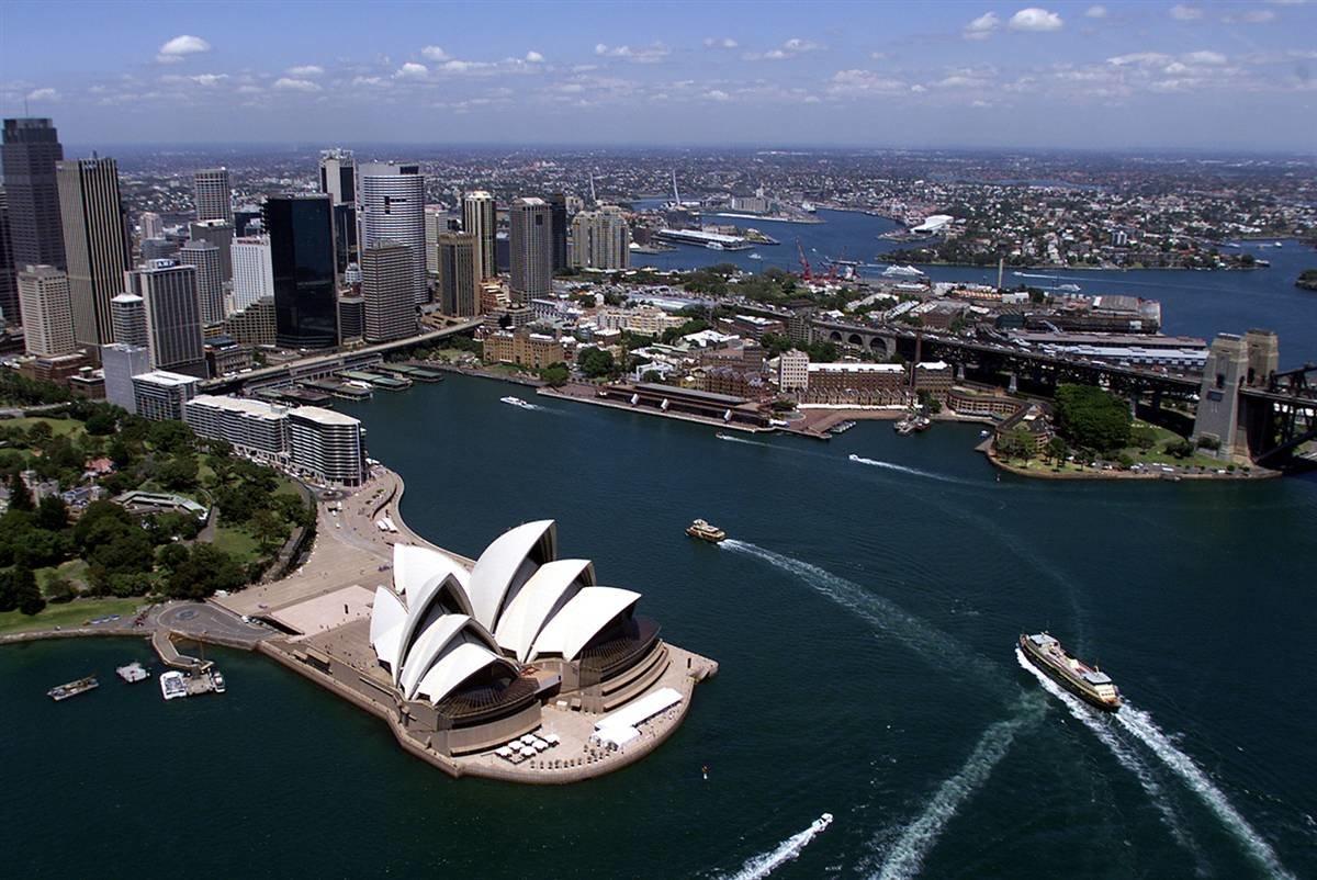 Картинки достопримечательности австралии